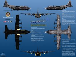 Lockheed YMC-130J - RATO Engage! by haryopanji
