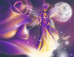The nature of Magic by Mantina