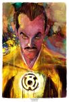 Sinestro (Fear Collection) by j2Artist