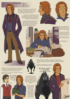 Illarion (and Vogmore): Ref sheet by Phageous