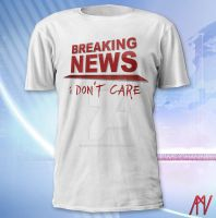 BREAKING NEWS: I Don't Care by Jalbert-AMV