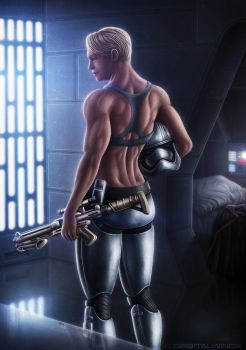 Phasma - 'Downtime' by OrbitalWings