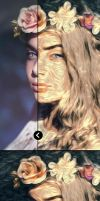 Impressionist Paint Effect Actions   Preview 8 by EcaJT