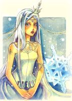 Snow Queen by xXjannatXx