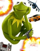 Kermit for Michael Bay movie by AudioYapper