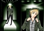 Fashion Design England of Hetalia by Zamarazula