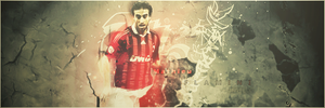 Mathieu Flamini ll by D3WABATE