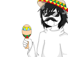 Dat Mexican Jeff by hawkpaththefirst1