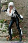 Black Cat Marvel by AriTeach