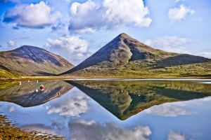 Skye Reflections by derekbeattieimages