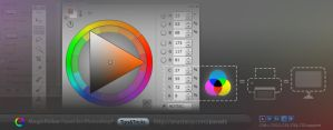 Tip#22: Profile-calibrated CMYK with MagicPicker by Anastasiy
