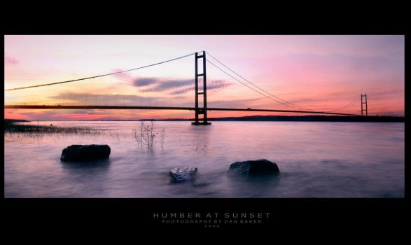 Humber at Sunset by photodan88