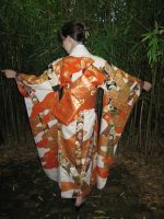 new furisode back view by siren10101