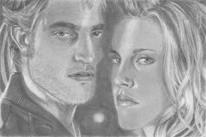 Robert and Kristen 2 by Suanin