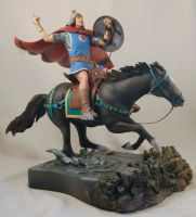 Hal Foster's Prince Valiant by Joy-and-Tom-Snyder