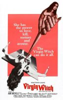 The Virgin Witch Movie Poster by derrickthebarbaric