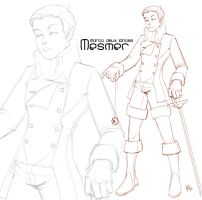 OC MESMER by Project-Cow
