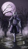 Warlord Zed - League of Legends by Torvald2000
