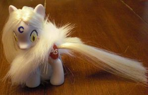 Sesshomaru Pony by AniPirates
