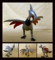 Skarmory by Lighiting-Dragon