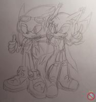 CM: Scourge and King by shadowhatesomochao