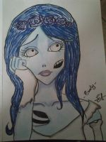 corpse bride by Shayuchan94