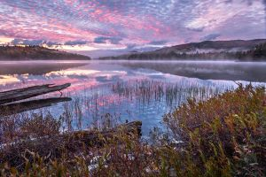 Autumnal Dawn by JamesHackland