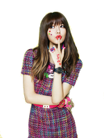 SNSD Sooyoung Kiss Me Baby-G Casio ~PNG~ by JaslynKpopPngs