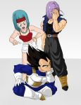 Trunks' Nightmare by HTivey