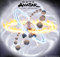 Avatar: The Last Airbender by aagito
