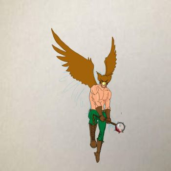 Another Hawkman by ChesterCobblepot