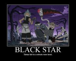 Black Star Fails at everything by 88Death-The-Kid88