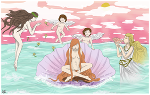Birth of The Venus