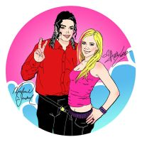 MJ 'n AL by Meggy-MJJ