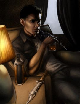 Carry on My Wayward Son by DaMaupin