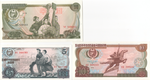 Various banknotes from the DPRK (North Korea) (3F) by Kdick0987654321