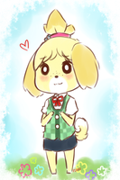 Isabelle by pianorei