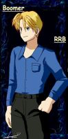 Boomer- RRB by AnimeLoverWoman