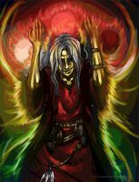 Raistlin: Extacy by Kabudragon