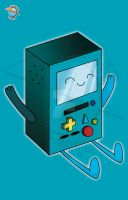 BMO by StamayoStudio