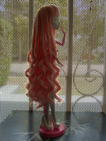 My pretty new doll wig by TifaTofu