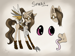 Snare Ref. 2012 by PaperMutt