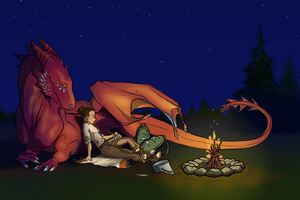 Camping Trip by Iterie