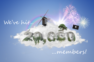 20000 members at pr0x.org by 3rror404