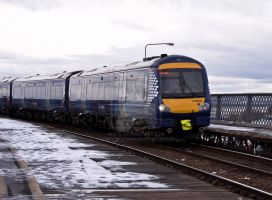 Scotrail Commuter II by DundeePhotographics