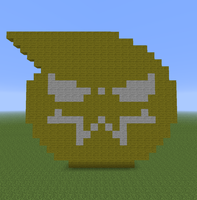 Minecraft - Soul Eater Logo by Unstable-Life
