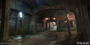 F.E.A.R background 3 by artbycarlos