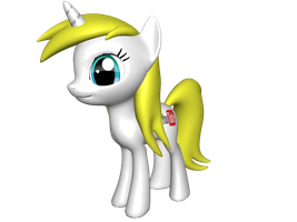 Hornycorn (object file .zip) by brickfromhatena