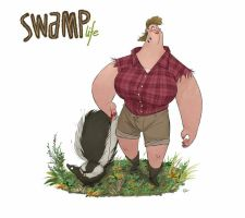 SWAMP life - Sugar by GuillermoRamirez