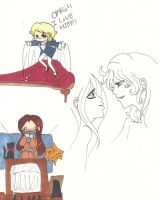 Louis Lestat Spam by MandyGameHouse